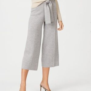 Club Monaco Merino Wool cropped pants